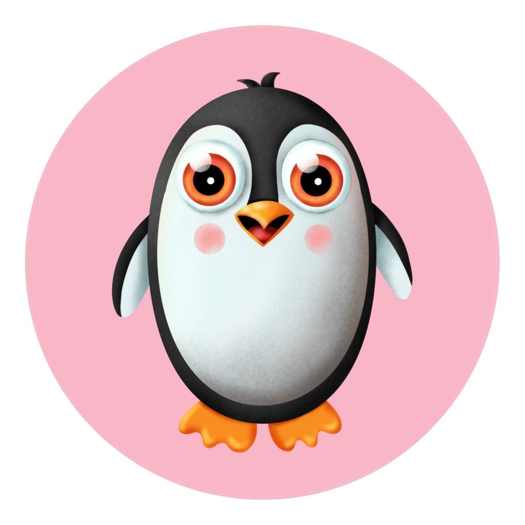 How to draw a penguin step by step tutorial
