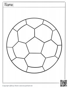 Free soccer ball coloring page free printable sport lover page