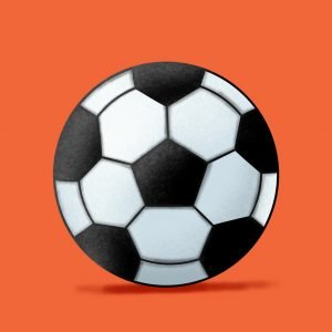 How to draw a soccer ball super easy step by step drawing tutorial guide